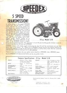 speedex 005